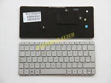 CLAVIER ARGENT AZERTY POUR HP Compaq MP-09K86F0-886