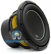 "JL AUDIO 10W6V3-D4 10"" 600W DUAL VOICE COIL 4-OHM CAR BASS SUBWOOFER SPEAKER NEW"