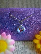 Spyro The Dragon Ps1 Game 1cm Pendant Necklace