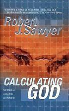 Calculating God by Robert J. Sawyer (2009, Paperback)