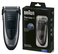 Braun Series 1 190s-1 (One) Electric Shaver Touch Sensitive System / Brand New