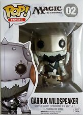 "GARRUK WILDSPEAKER Magic the Gathering Pop Magic 4"" Vinyl Figure #02 Funko 2014"