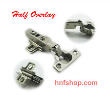 """Dia 1""""/26mm hole Hydraulic soft close Half Overlay Hinge for Cabinet wooden door"""