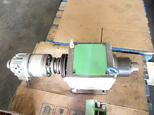 IKEGAI TC8 CNC LATHE TURNING CENTER SPINDLE ACTUATOR ASSEMBLY UNIT
