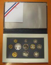 Francia - Monedas en Cartera oficial- Año: 1991 - numero PS06 - PROOF Año 1991 (