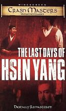 The Last Days of Hsin Yang DVD***NEW***