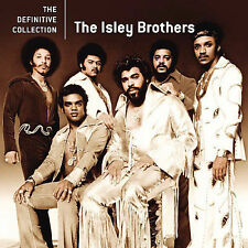 The Definitive Collection, Isley Brothers, New Original recording remastered
