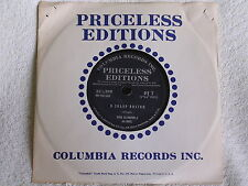 Duke Ellington/B Sharp Boston-Prom/33 RPM Columbia Priceless Editions PE-7/MINT-