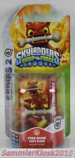 Fire Bone Hot Dog - Skylanders Swap Force Figur - Element Feuer sehr RAR Neu OVP