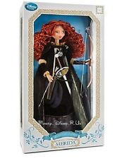 Limited Edition Disney Store Brave Merida Scottish Collector Doll LE 1 of 7000