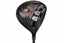 New Taylormade R15 TP Black 8.5* Driver Custom Matrix Red Tie 6Q3 Stiff R 15