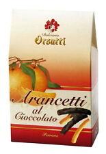 Pampapato Ferrara Arancetti cioccolato gr. 100 estense frutta candita ORSATTI