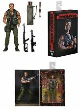 "NECA COMMANDO ULTIMATE JOHN MATRIX (ARNIE) 7"" ACTION FIGURE 2015"