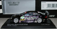 MINICHAMPS 400 033309 MERCEDES CLK COUPE DTM 2003 AMG 'FASSLER' NEW 1:43