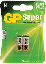 GP 656.024 GP Super Alkaline Batteries Twin Pack of of N (LR1) Sized Batteries