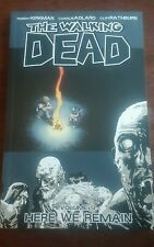 Image The Walking Dead : Vol 9 Here We Remain graphic novel