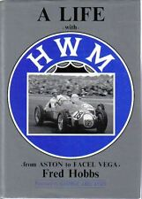 La vita con HWM by Fred Hobbs ASTON MARTIN FACEL VEGA ISO JAGUAR Bentley mg alta