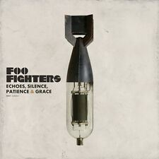 FOO FIGHTERS ( NEW CD ) ECHOES SILENCE PATIENCE & GRACE ( DAVE GROHL )