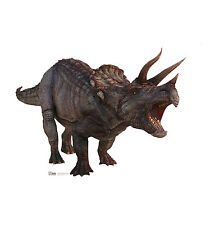 TRICERATOPS DINOSAUR - LIFE SIZE CARDBOARD STANDUP/CUTOUT - BRAND NEW 1037
