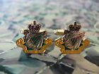 8th Kings Royal Irish Hussars Regimental Cuff Links