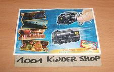 KINDER C211 C-211 POLAR POLE EXPRESS BPZ NEUTRAL
