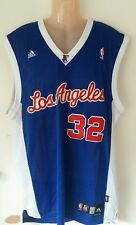 Adidas Los Angeles clippers Blake Griffin's #32 large nba  Jersey 'ando' large