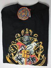 Harry Potter Adult Large Draco Dormiens Nunquam Titillandus Shirt NWT