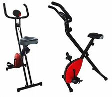 Exercise Bike Magnetic Folding X - Bike Home cardio fitness trainer