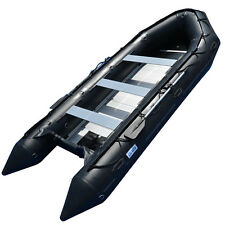 1.2mm PVC 15.4 ft Inflatable Boat Inflatable Rescue & Dive Boat Dinghy Raft