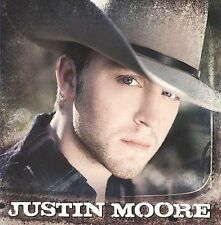 Justin Moore by Justin Moore (CD, Aug-2009, Valory)