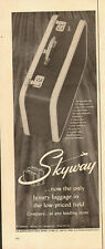 1953 Vintage ad for Skyway luggage~Luggage picture (100513)