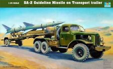 ◆ Trumpeter 00204 1/35 SA-2 Guideline Missile on Tran