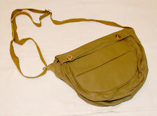 SOVIET ORIGINAL  MILITARY PBF GAS MASK TARPAULIN BAG