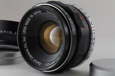 【AB- Exc】 Canon Rangefinder 35mm f/2 for Leica L39 Screw LTM w/Hood JAPAN #2253