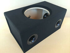 Ported (Recessed) Sub Enclosure Box for 1 JL Audio 13w7 13 W7 Subwoofer- 34.6 hz