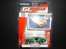 Greenlight Ford Mustang 1967 Gulf Oil 1/64 13160 CHASE