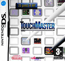 Touchmaster (Nintendo DS, 2007)free postage uk