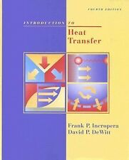 Introduction To Heat Transfer by Frank P Incropera / Bergman