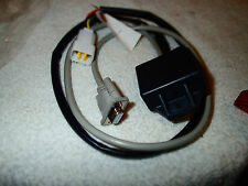 Kawasaki ZX6RR 599cc VERY RARE ecu datalog interface cable 26031-0025