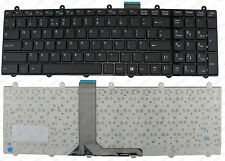 MSI ge60 ge70 gt60 gt70 gp60 gp70 Laptop Tastiera UK Layout v123322bk1 f204