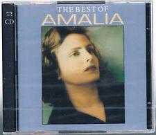 AMALIA RODRIGUEZ AMALIA THE BEST OF CD F.C. SIGILLATO!!!