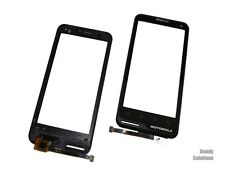Motorola motoluxe xt615 Touch Screen Pantalla Vidrio marco cover original Black * G