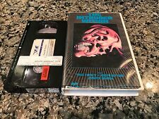 The Intruder Within VHS 1984 Rare TV Antarctic Creature Horror! The Thing Aliens