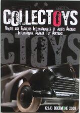 Collectoys  2008  - Catalogue de ventes aux enchères de jouets - Vep 111