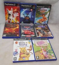 Disney x 8 Children's (Sony PlayStation 2 bundle)