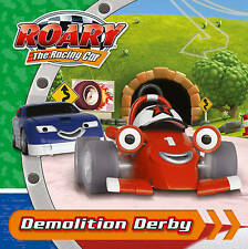 Roary the Racing Car - Demolition Derby, , New Book