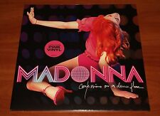 MADONNA CONFESSIONS ON A DANCE FLOOR 2x LP LIMITED PINK VINYL EU PRESS 2005 NEW