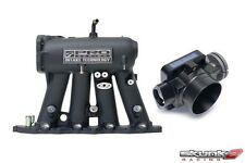 SKUNK2 Intake Manifold Pro Black+Throttle Body 74mm B17A1/B18C5/B16A2/B16A3