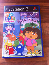 Dora the Explorer: Journey to the purple planet (PS2) PlayStation 2