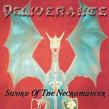 DELIVERANCE Sword Of The Necromancer CD US-METAL